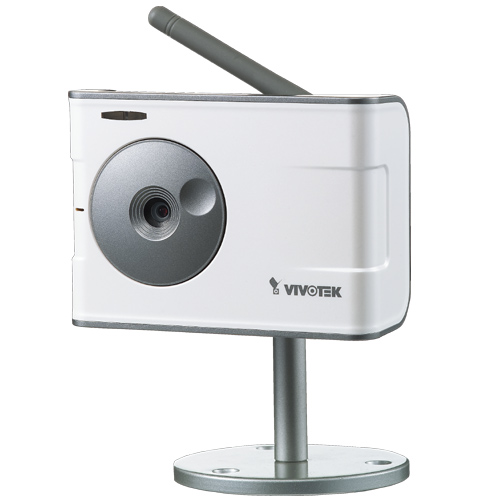 camera de supraveghere cu IP transmisie internet  wireless 802.1