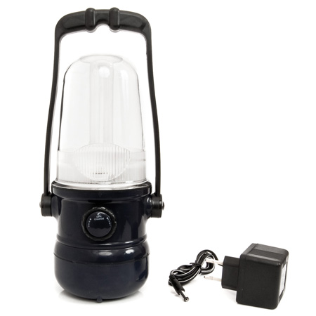 LAMPA DE CAMPING CU TUB ECONOMIC