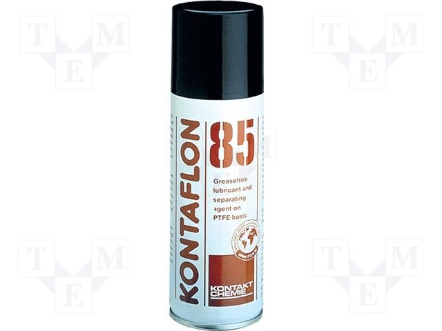 85/200 Spray Kontaflon 85 lubrifiant cu teflon 200ml
