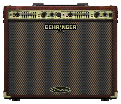 ACX1800 BEHRINGER Combo chitara acustica 180W