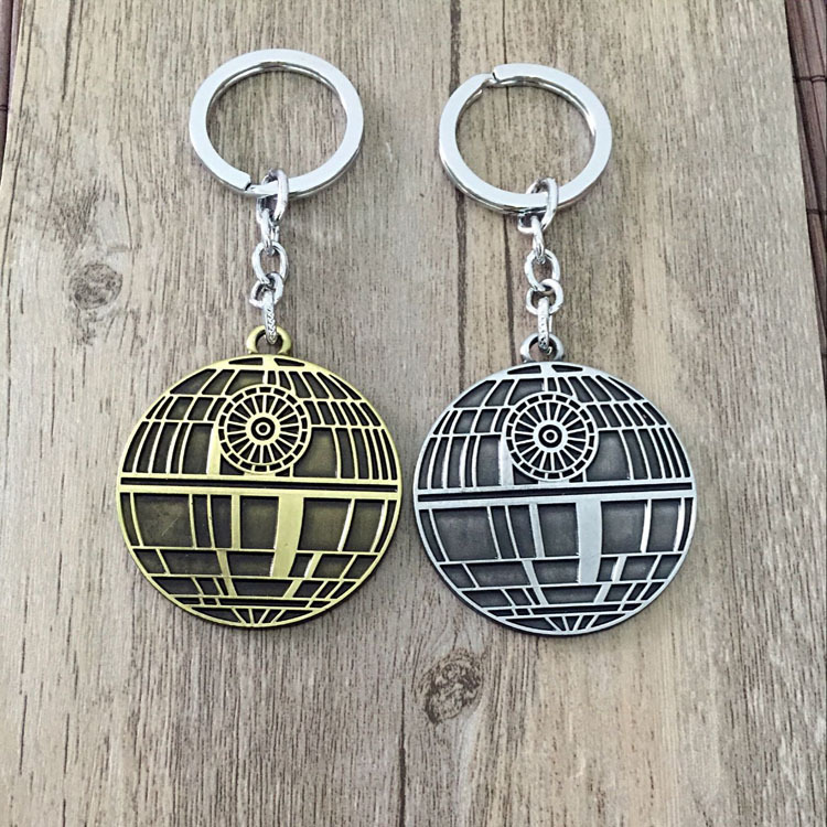 breloc Star Wars Death Star