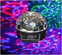 "joc de lumini ""glob magic"" 18W LED E24W Seven Stars L001"