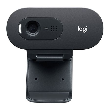 webcam HD USB C505 LOGITECH
