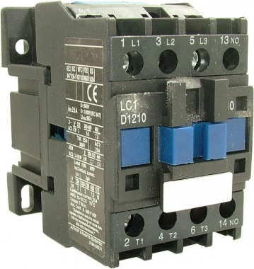 contactor trifazic 25A LC1D1210