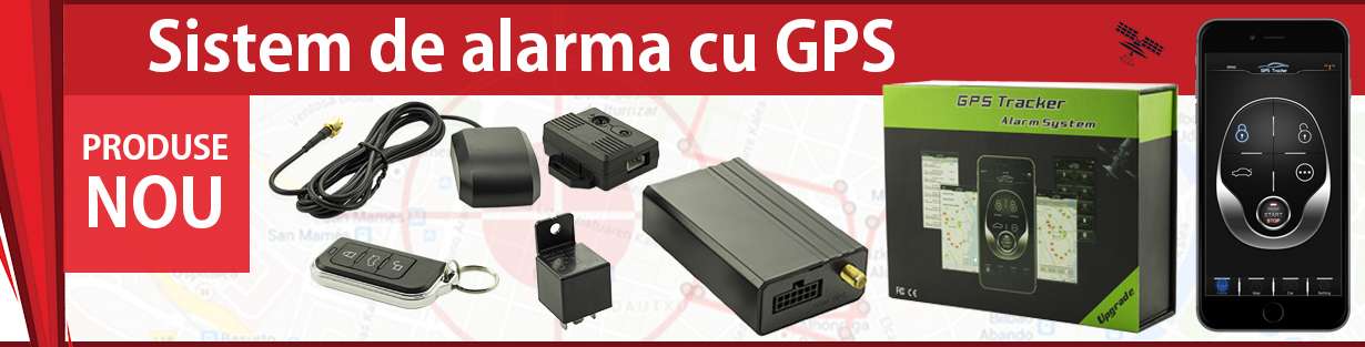 monitorizare auto GPS tracker