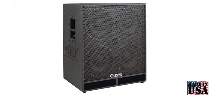 Boxa BRX10.4NEO BASS 1200W CARVIN