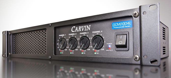 amplificator audio Carvin ultrausor 2000W Carvin DCM2004L-E