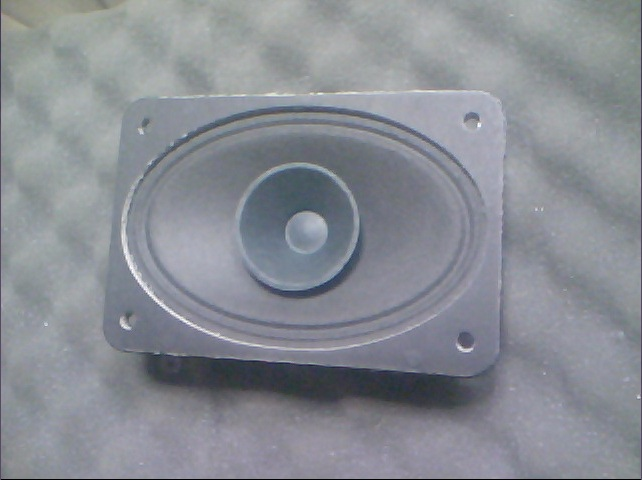 difuzor oval 50 ohmi 4W Germania 155x105x50mm