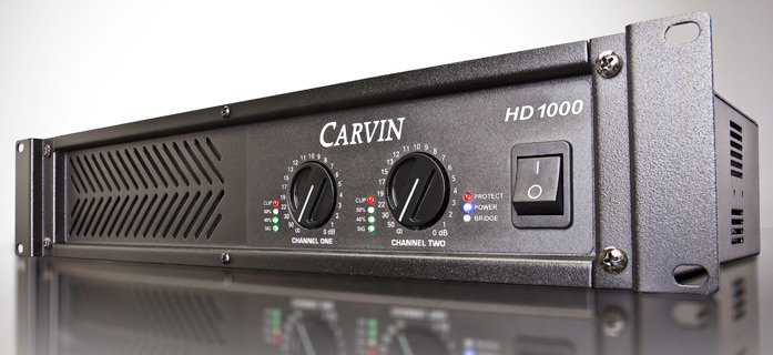 amplificator audio Carvin ultrausor 1000W HD-1000