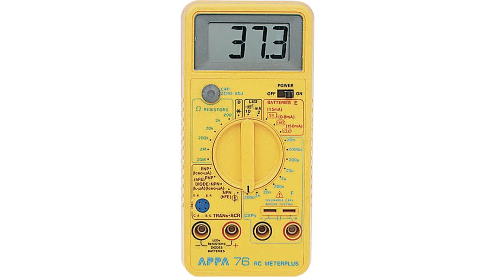 multimetru RC tester Appa-76