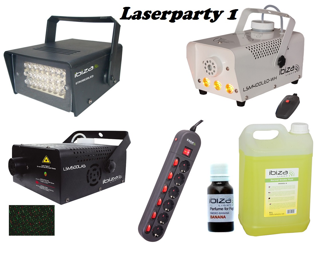 set LASERPARTY 2