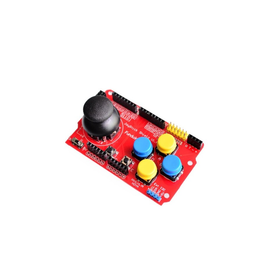 placa joystick multiplu