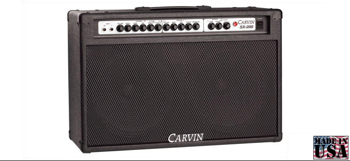 Carvin SX200 COMBO 100W