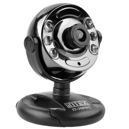 IT-309WC WEB CAMERA TÉLÉCHARGER DRIVER INTEX